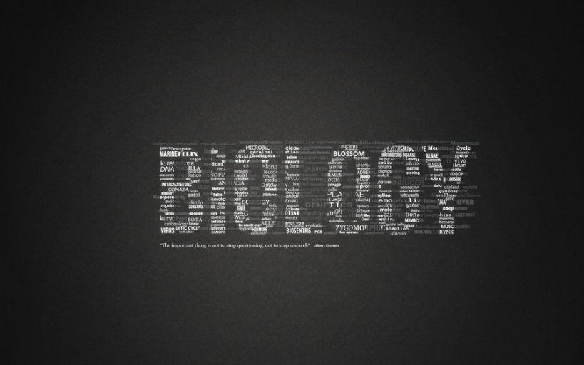 biology_typography_by_venustraphobiame-d2ya9d7